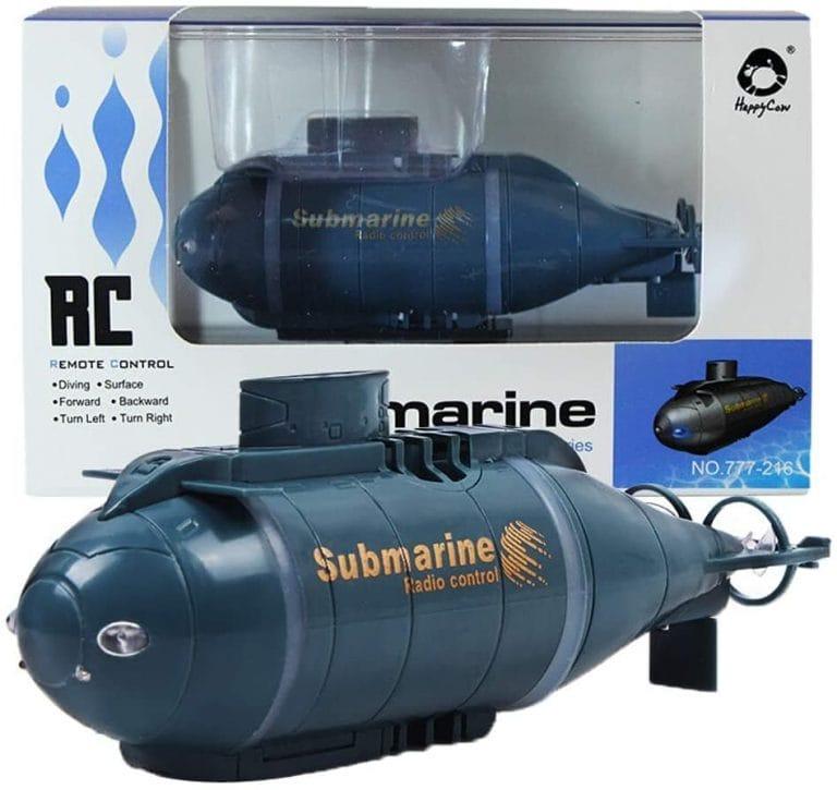 micro submarine drone