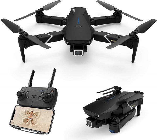 mini foldable drone eachine e520