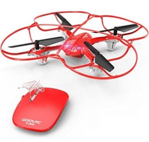 motion controlled toy drone