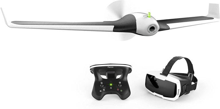 parrot disco fpv fixed wing drone