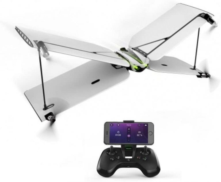 parrot swing toy drone plane