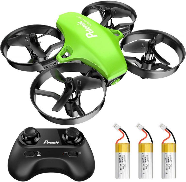 potensic nano drone