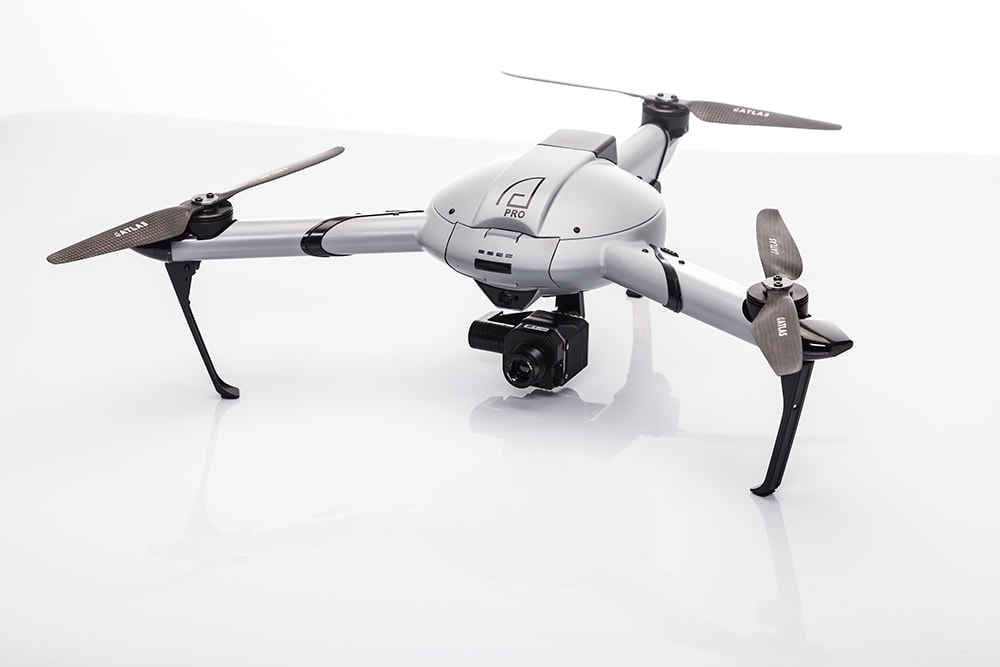 professional tricopter drone