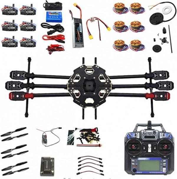 qwin hexacopter kit
