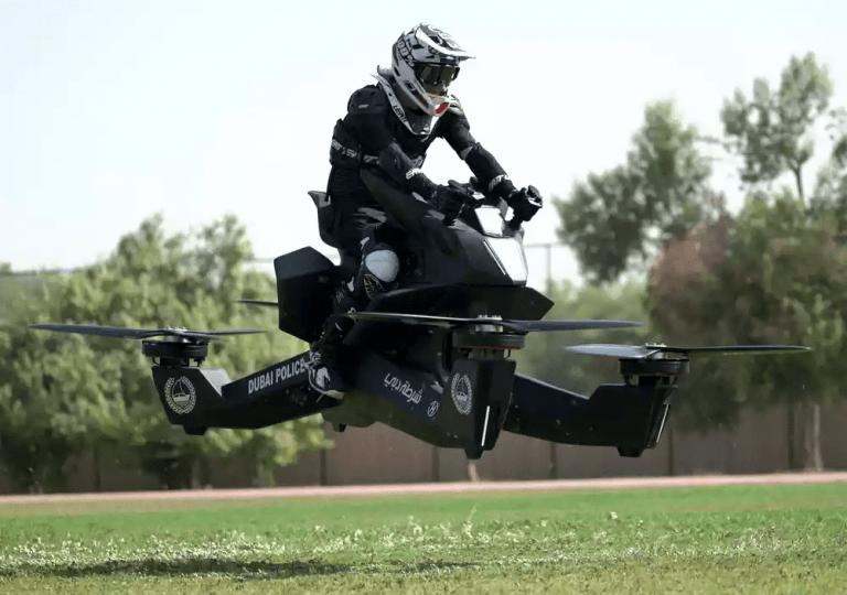 scorpion 3 hoverbike
