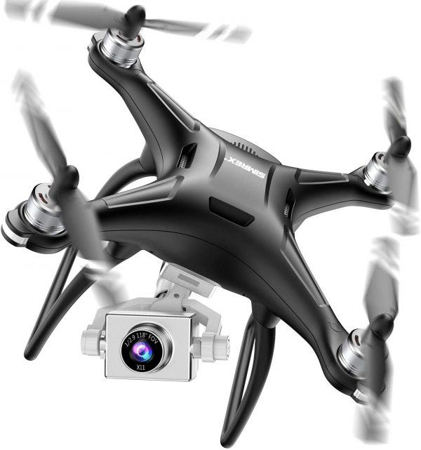simrex x11 beginner camera drone