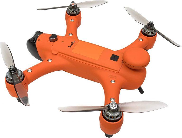 spry plus waterproof drone