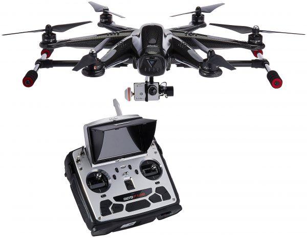 walkera tali octocopter gopro drone