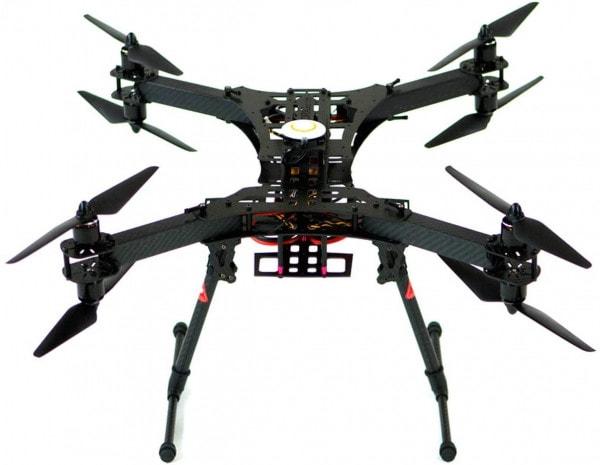 x fold spy x8 quadcopter