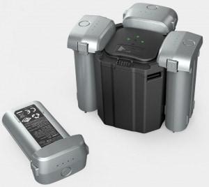 zino mini pro multiple battery charger
